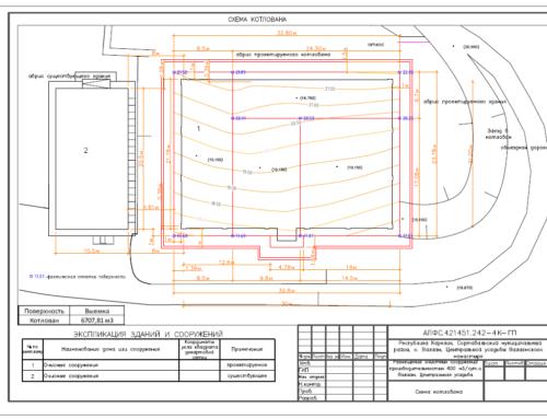 Инженерно-геодезические изыскания для строительства очистных сооружений