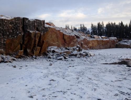 Проектирование горных работ на месторождении «Ала-Носкуа»