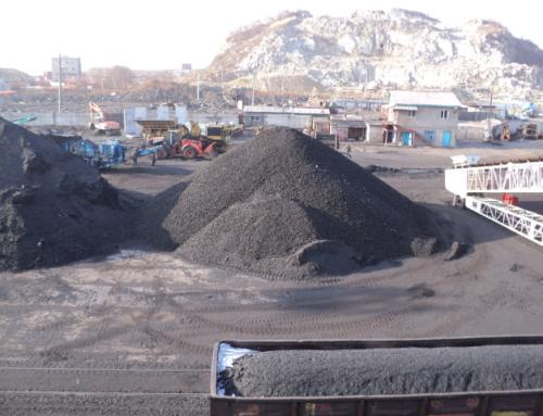 Инспекция насыпных грузов на режимных объектах и открытых складах